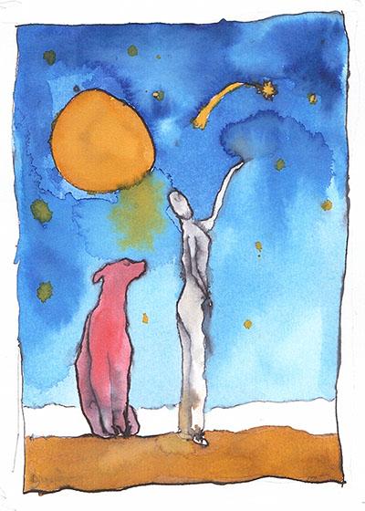 Sandra Sasdi Kunstkarten