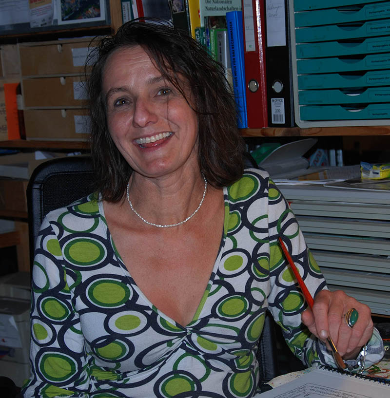 Sandra Sasdi Kunstmalerin
